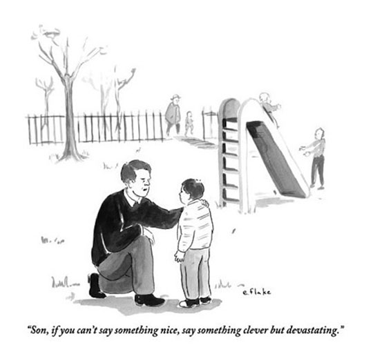 funny-cartoon-father-advice-son-park